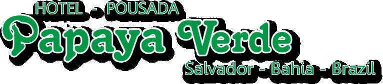 Hotel Pousada Papaya Verde - Salvador - Bahia- Brazilië